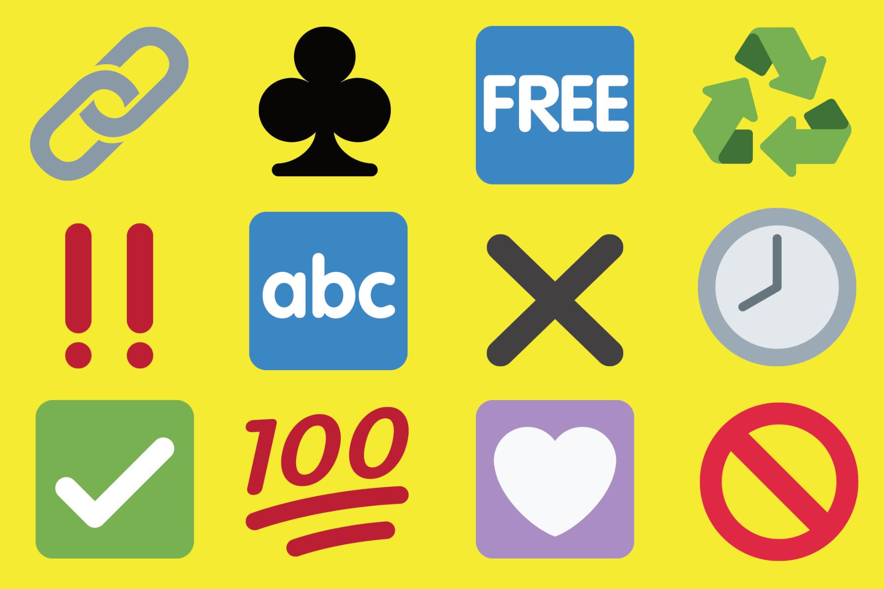 Large emoji icons symbols paperzip free emoji images large download buycottarizona