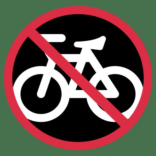 no-bicycles