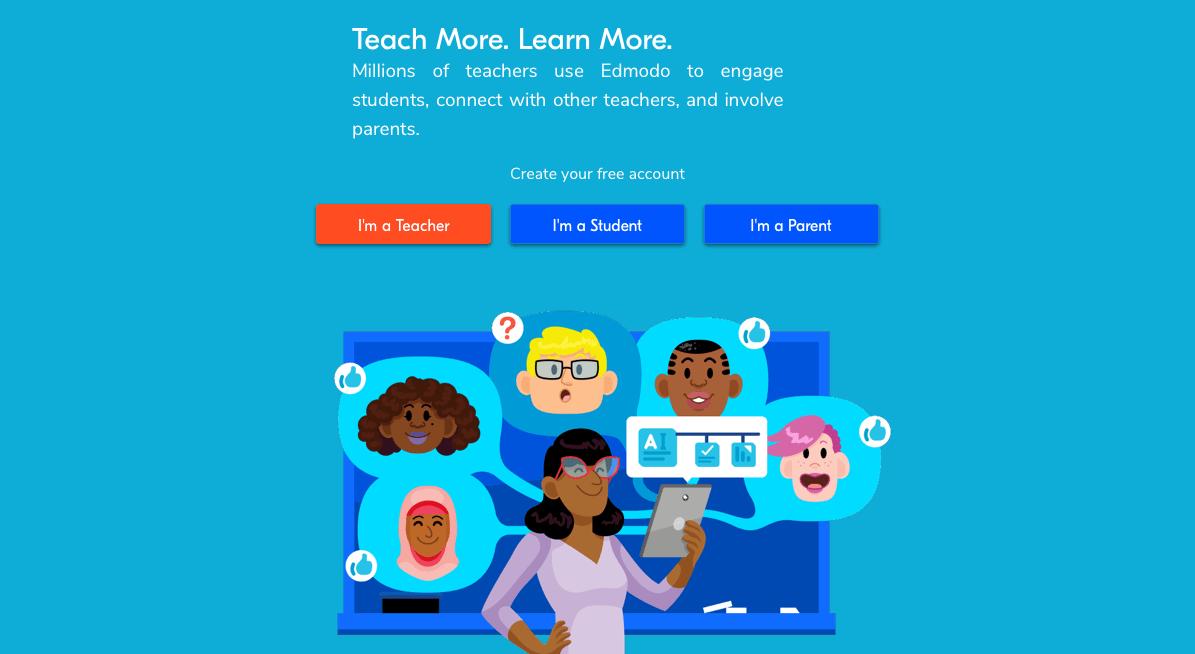 edmodo facebook for schools