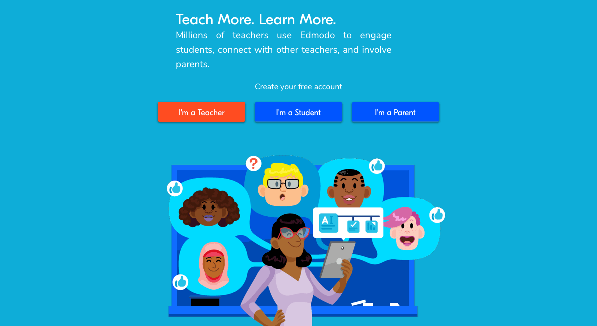 edmodo facebook for schools