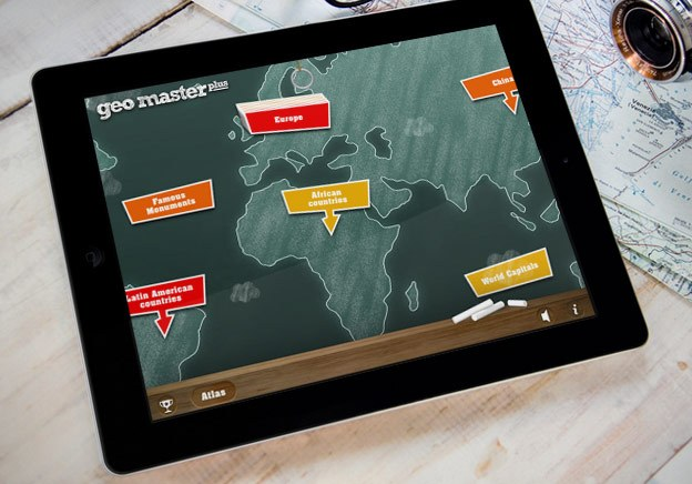 geomaster geography quiz for ipad