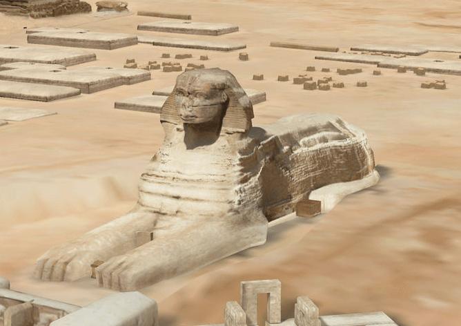 the pyramids explore ipad app