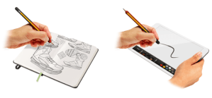 stretchwrite stylus for pens or pencils