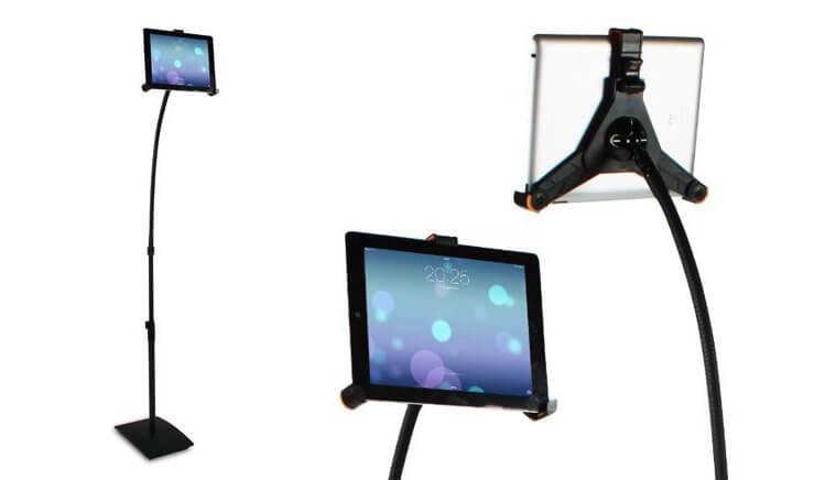 handsfree ipad stand classroom