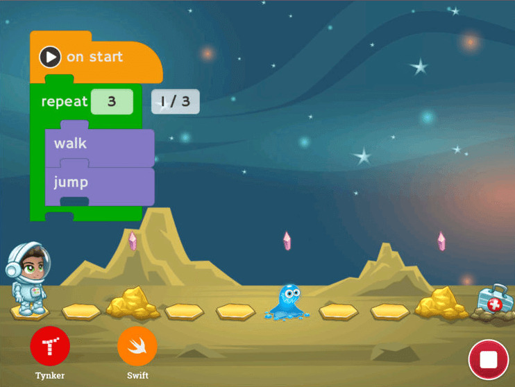 coding app for children tynker ipad android