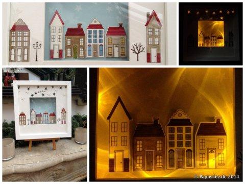 Stampin Up, Aus dem Häuschen, Ribba Bilderrahmen IKEA