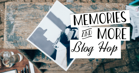 Stampin'Up! BlogHop Erinnerungen und Mehr, Memories and More
