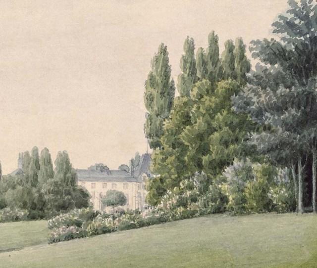 Panoramic Landscape  Wallpaper Mural