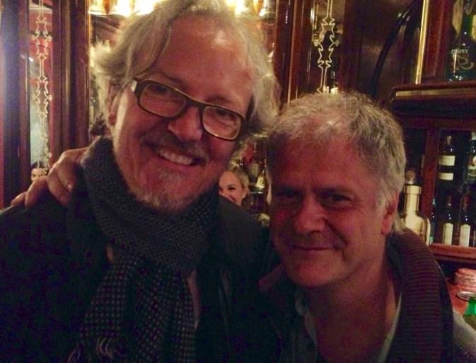 Guille Viglione y Miquel Alcarria en c de c 2016