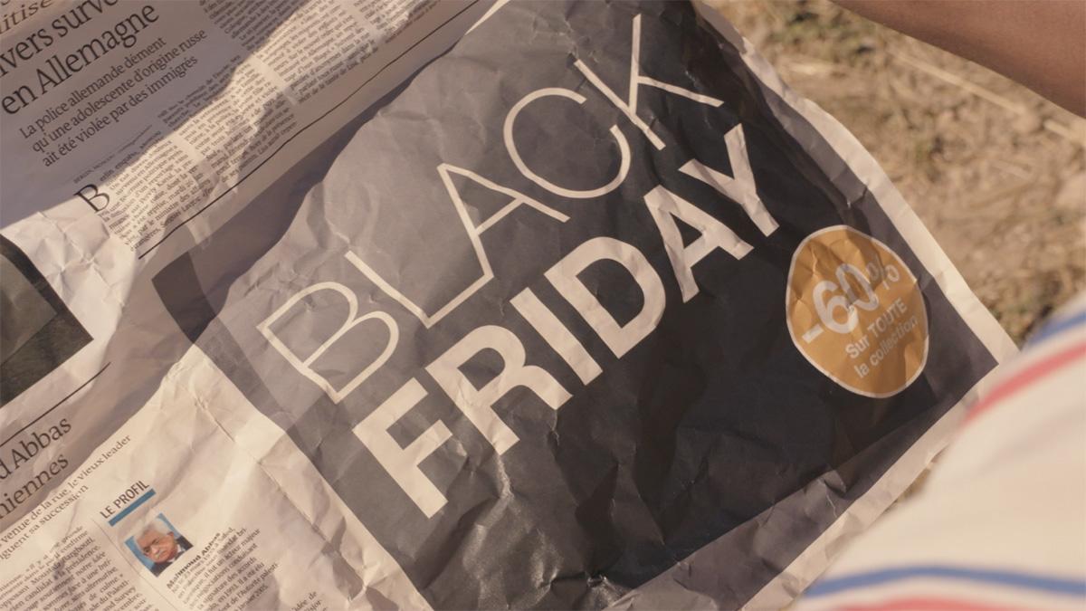 """BLACKALLDAYS """"Black Friday"""""""