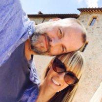 Jorg Schikore e Alessandra Spinetti