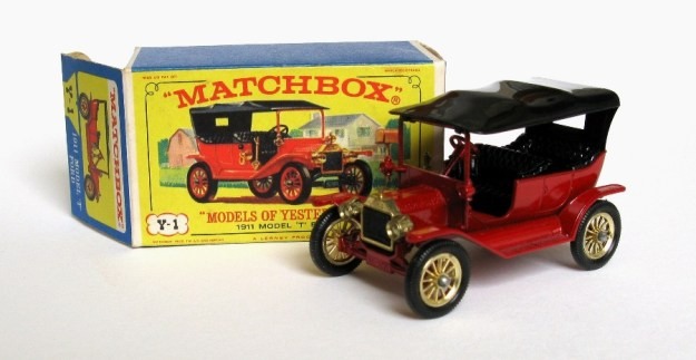 Ford, model T