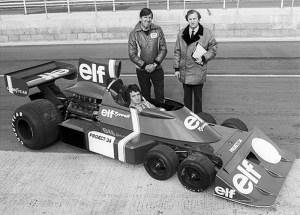 Tyrrell P34