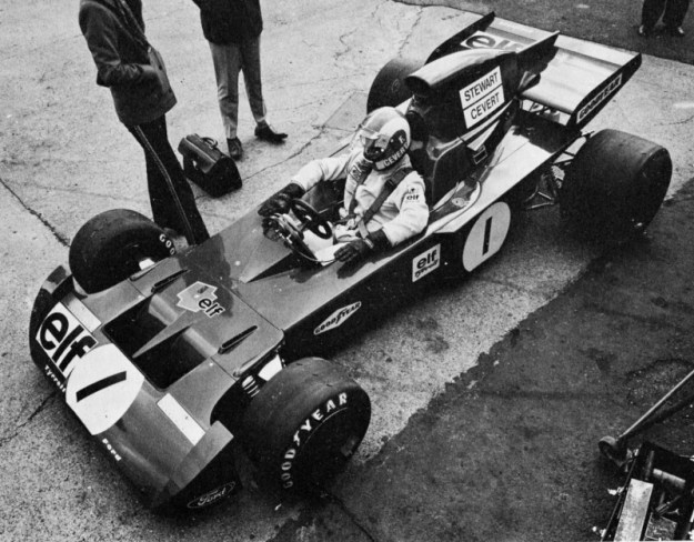 Tyrrell Ford 005