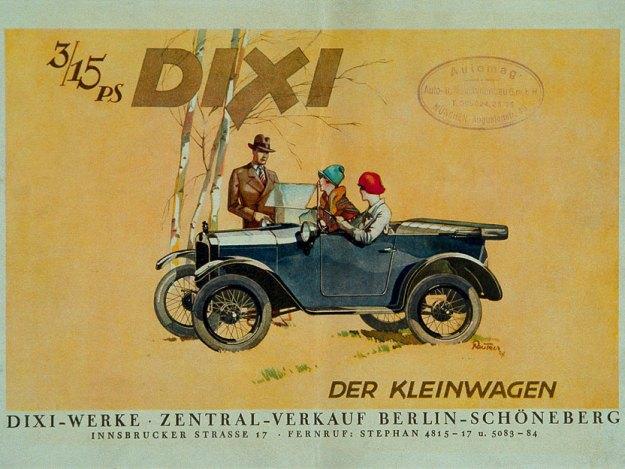 Dixi 1927