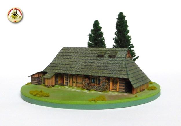 Goralské stavení