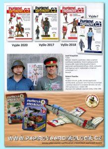 Papíroví hrdinové.cz - svazek 3