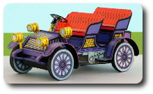 Stará auta z Kopřivnice