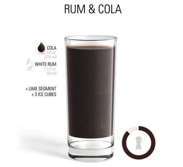 Drink Rum Cola