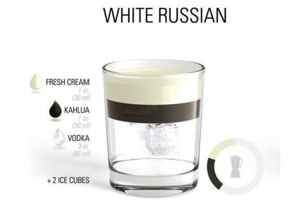 Drink White Russian