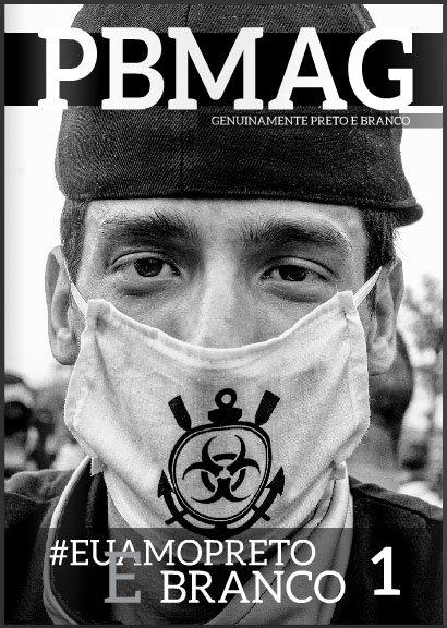 Capa da 1ª edição | Foto: Alexandre Urch