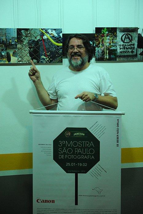 """Exposição do grupo """"Garagem Ocupada"""" dentro da Mostra SP de Fotografia"""