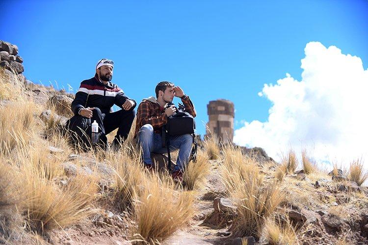 Cemit+®rio de Sillustani - Peru
