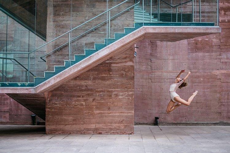 Bailarina: Paulla Carvalho