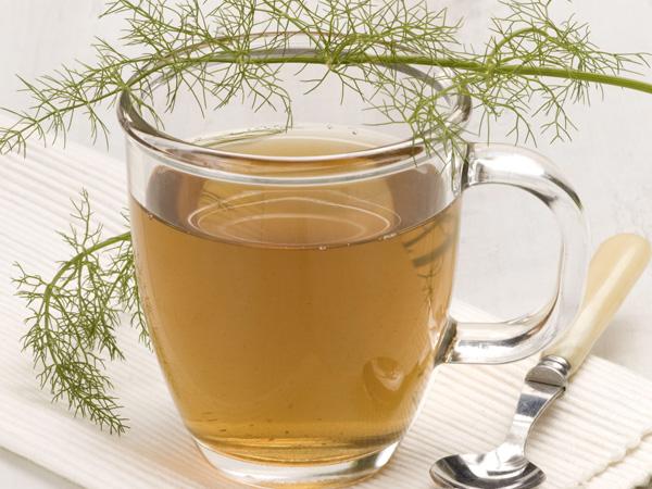 chá de erva doce