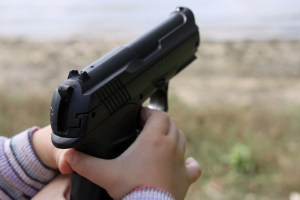 Le armi non sono giocattoli