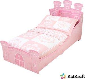 Prinsessen kasteel bed