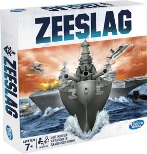 Zeeslag bordspel