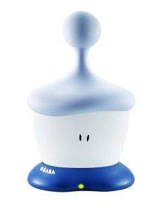 Béaba Kabouterlampje op voetje met USB lader Mineral