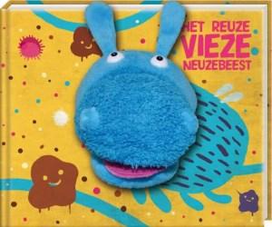 Handpopboek Het reuzeviezeneuzenbeest