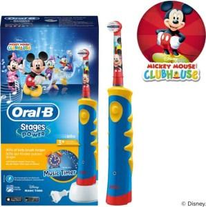 oral b kids elektrische tandeborstel voor kinderen