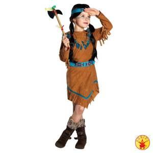 indiaans-meisje-jurk