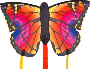 HQ Butterfly Kite Ruby Medium