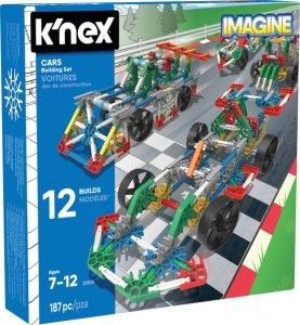 Knex auto bouwset