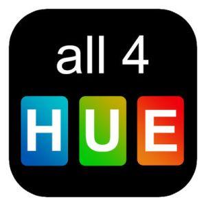 all4hue philips hue app iOS