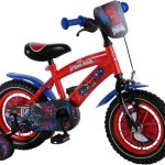 spiderman fiets voor jongen