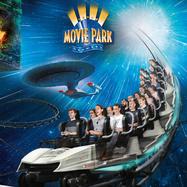 Moviepark Germany herfstvakantie aanbieding