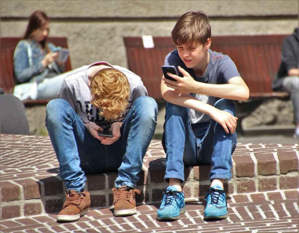 wanneer smartphone voor je kind