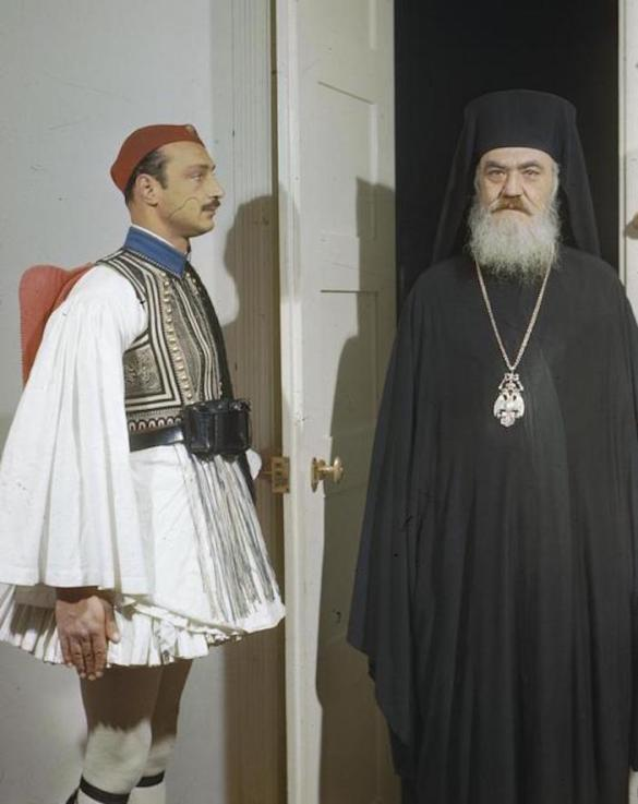 Philadelphia Inquirer: Greek Orthodox Bishop's Courageous Protest in Response to Evil