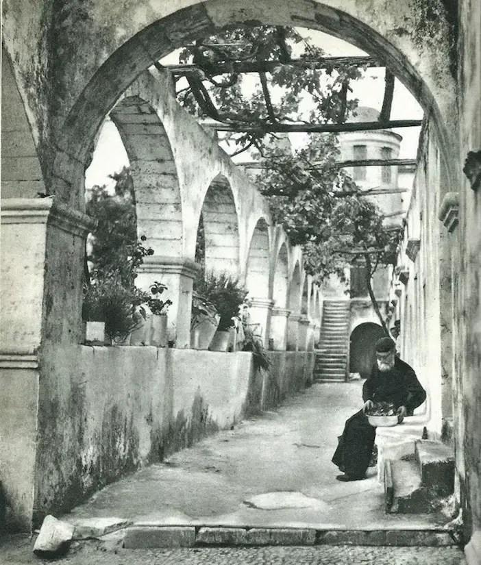 Agia Triada Monastery in Hania