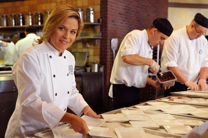Celebrity Chef Cat Cora opens first signature restaurant at Walt Disney World Resort