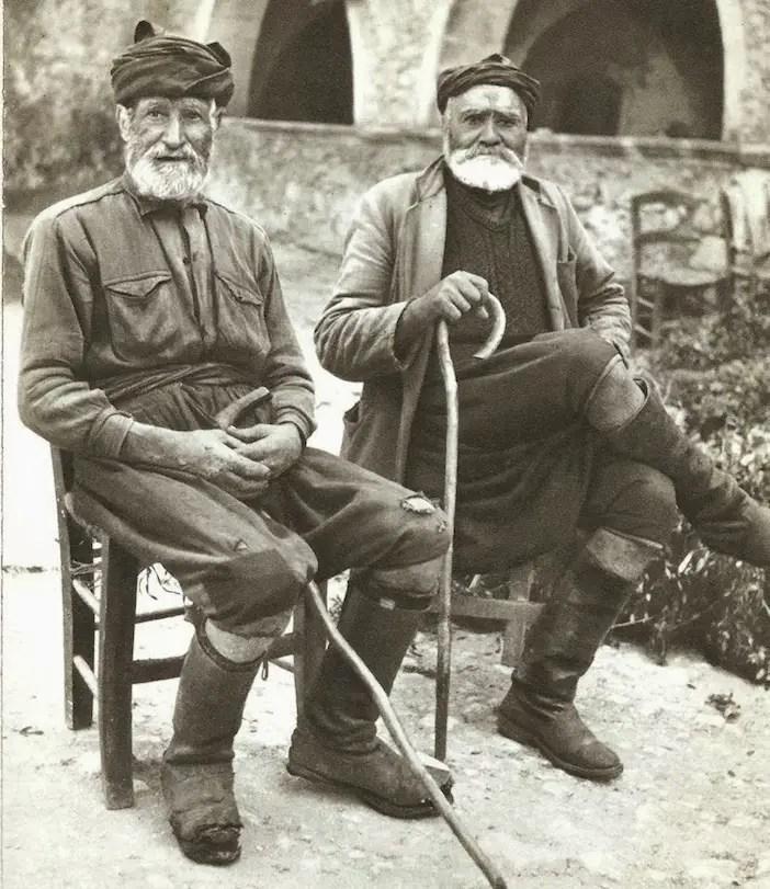 Men of Crete