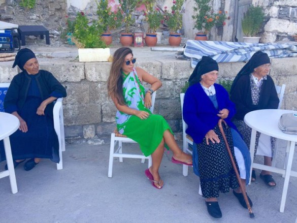 Vacationing Vicariously; My 20 Favorite Greek Vacation Shots from Facebook This Summer