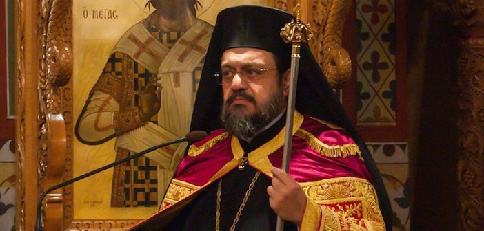 Greek Orthodox Metropolitan of Messinia: Homosexuals are God's Creation; The Church Doesn't Reject People