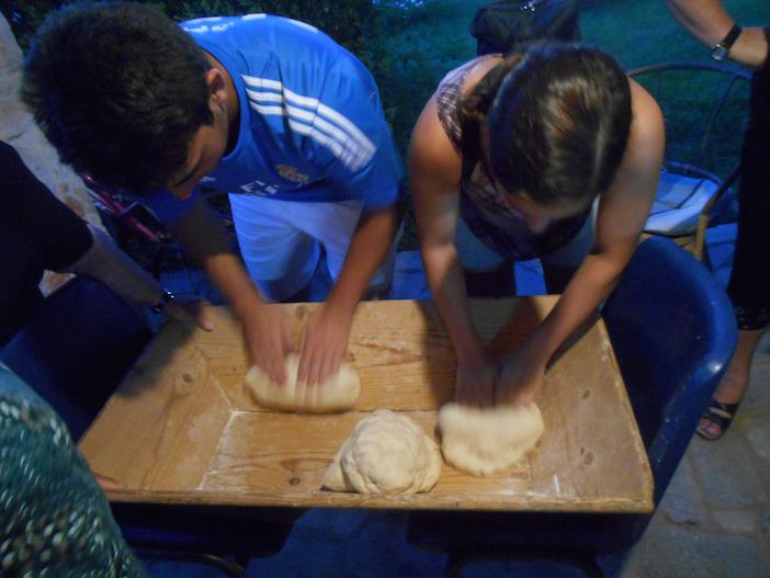 Learning age-old Greek cooking traditions with a bit of help from locals