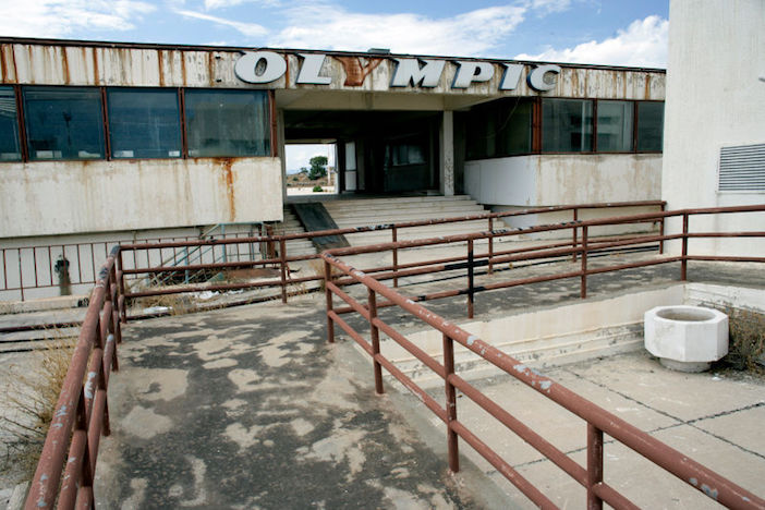 Abandoned International Airports